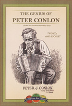The Genius of Peter Conlon (2 CD & Booklet)
