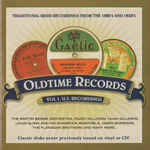 Vol. 1 U.S Recordings (CD)